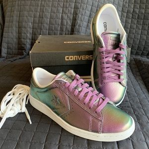BNWB Converse Iridescent Shoes